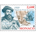 500th ANNIVERSARY OF THE FIRST CIRCUMNAVIGATION OF THE EARTH