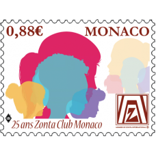 25TH ANNIVERSARY OF THE ZONTA CLUB MONACO