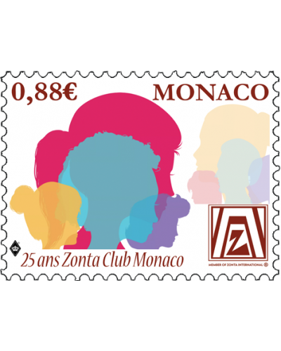 25TH ANNIVERSARY OF THE ZONTA CLUB MONACO