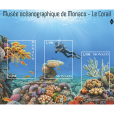 OCEANOGRAPHIC MUSEUM OF MONACO - THE CORAL REEF