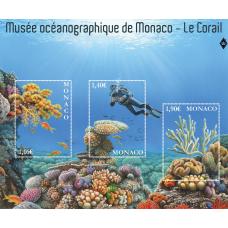 OCEANOGRAPHIC MUSEUM OF MONACO - THE CORAL REEF