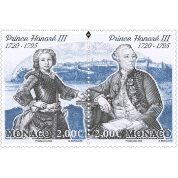 300th ANNIVERSARY OF PRINCE HONORÉ III