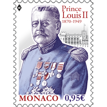 150th ANNIVERSARY OF THE BIRTH OF PRINCE LOUIS II