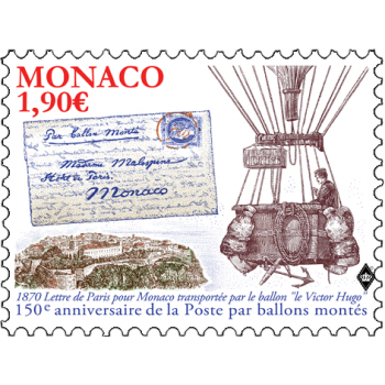 """150th ANNIVERSARY OF THE """"BALLONS MONTÉS"""""""