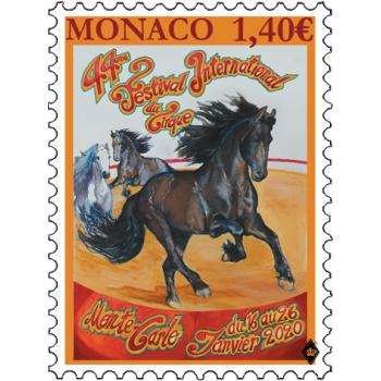 INTERNATIONAL CIRCUS FESTIVAL OF MONTE-CARLO 2020