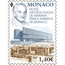 MARIANA MUSEUM OF ARCHAEOLOGY – PRINCE RAINIER III OF MONACO