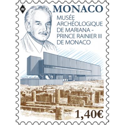MARIANA MUSEUM OF ARCHAEOLOGY – PRINCE RAINIER III OF MONACO