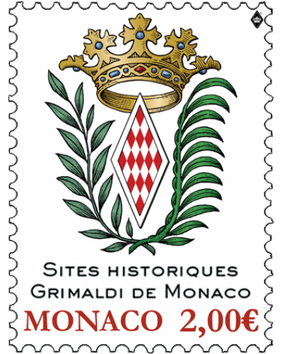 FORMER STRONGHOLDS OF THE GRIMALDIS OF MONACO