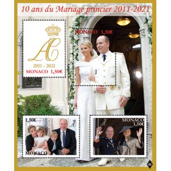 10th ANNIVERSARY OF THE ROYAL WEDDING