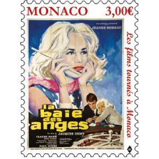 FILMS SHOT IN MONACO - LA BAIE DES ANGES (BAY OF ANGELS)
