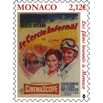 FILMS SHOT IN MONACO - THE RACERS