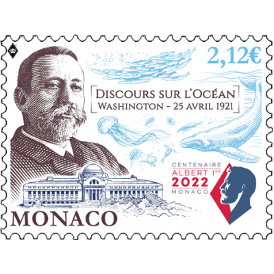 CENTENARY OF THE SPEECH ON THE OCEAN FROM PRINCE ALBERT I