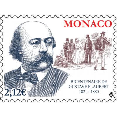 BICENTENARY OF THE BIRTH OF GUSTAVE FLAUBERT