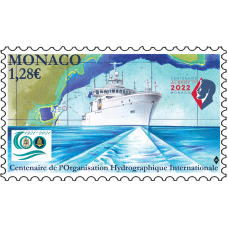 CENTENARY OF THE INTERNATIONAL HYDROGRAPHIC ORGANIZATION