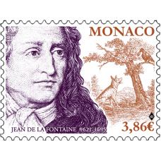 400th ANNIVERSARY OF THE BIRTH OF JEAN DE LA FONTAINE