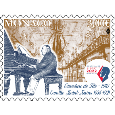 CENTENARY OF THE DEATH OF CAMILLE SAINT-SAËNS