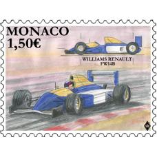 LEGENDARY RACE CARS - WILLIAMS RENAULT FW14B