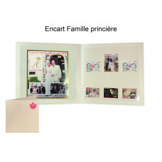 SPECIAL FOLDER PRINCELY FAMILY - LIMITED EDITION