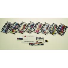 """USB Key """"Legendary F1 drivers"""""""