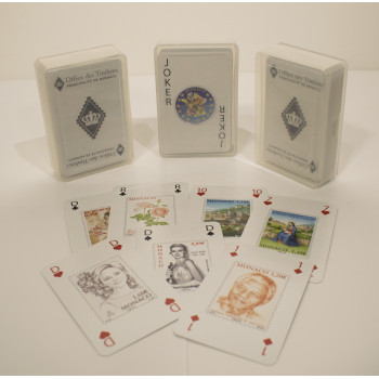 54 ILLUSTRATED PLAYING CARDS DECK