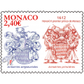 400TH ANNIVERSARY OF THE TITLE OF PRINCE OF MONACO