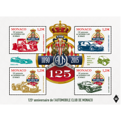 125 ans de l'Automobile Club de Monaco