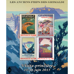 ANCIENS FIEFS DES GRIMALDI EN NORMANDIE