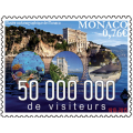 50 MILLIONS DE VISITEURS AU MUSÉE OCÉANOGRAPHIQUE DE MONACO