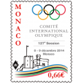 127e SESSION DU COMITÉ INTERNATIONAL OLYMPIQUE À MONACO