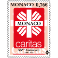 25th ANNIVERSARY OF CARITAS MONACO