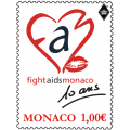 10th ANNIVERSARY OF FIGHT AIDS MONACO