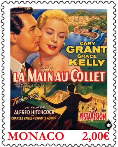 GRACE KELLY MOVIES - TO CATCH A THIEF