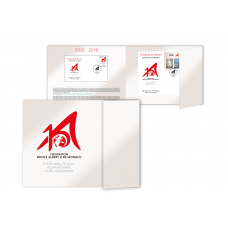 FOLDER 10th ANNIVERSARY OF PRINCE ALBERT II OF MONACO FOUNDATION