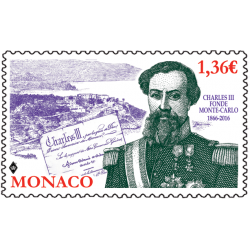 150 ANS DE LA FONDATION DE MONTE-CARLO