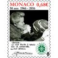 50e ANNIVERSAIRE DE L'AMADE MONACO