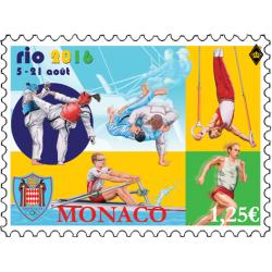 JEUX OLYMPIQUES D'ÉTÉ RIO 2016