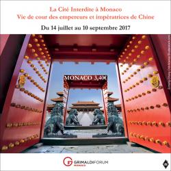 BLOC LA CITE INTERDITE A MONACO
