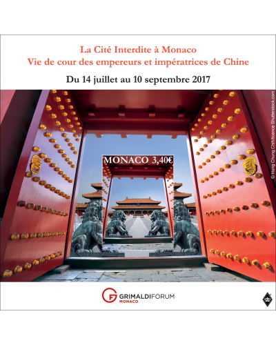 THE FORBIDDEN CITY IN MONACO