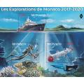 LES EXPLORATIONS DE MONACO