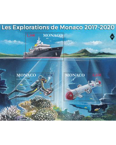 MONACO EXPLORATIONS
