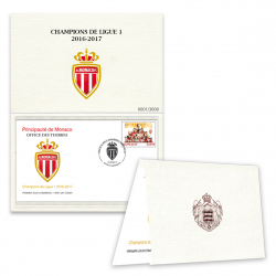 ENCART AS MONACO FOOTBALL CLUB