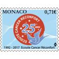25 ANS D'ÉCOUTE CANCER RÉCONFORT