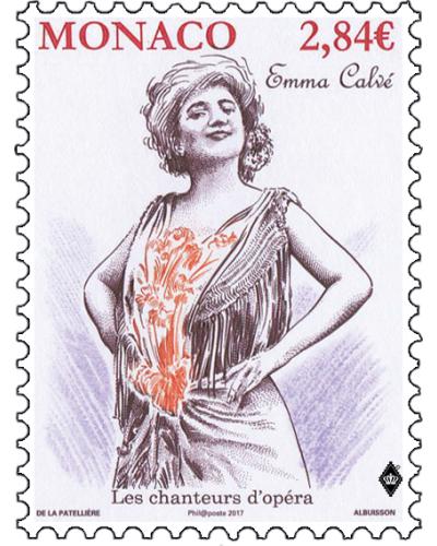 OPERA SINGERS - EMMA CALVÉ