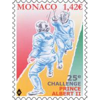 25th PRINCE ALBERT II CHALLENGE