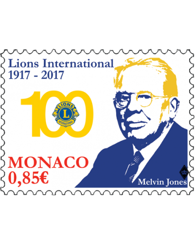CENTENARY OF LIONS CLUB INTERNATIONAL