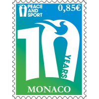 10th ANNIVERSARY OF PEACE AND SPORT