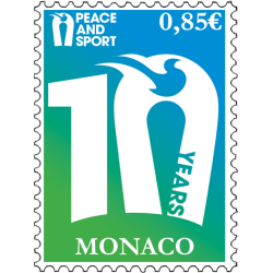 10 ANS DE PEACE AND SPORT