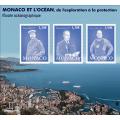 """EXPOSITION """"MONACO ET L'OCÉAN, DE L'EXPLORATION A LA PROTECTION"""""""