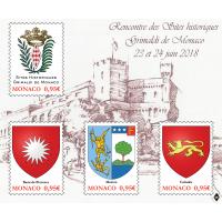 HISTORICAL SITES OF THE GRIMALDIS OF MONACO