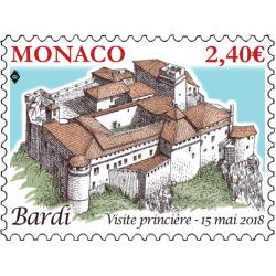 ANCIENS FIEFS DES GRIMALDI : BARDI